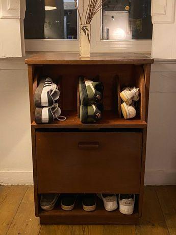 Armário para guardar sapatos