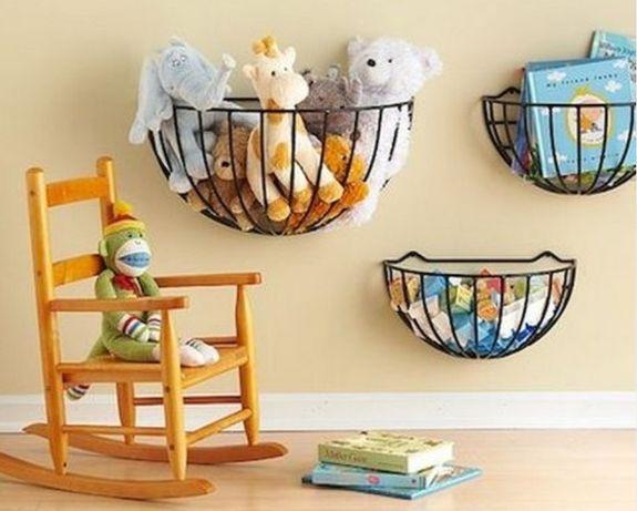 Полки для детских игрушек (комплект 3 шт)