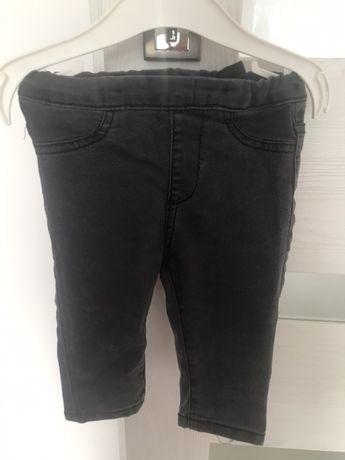 Spodnie sinsay r.74