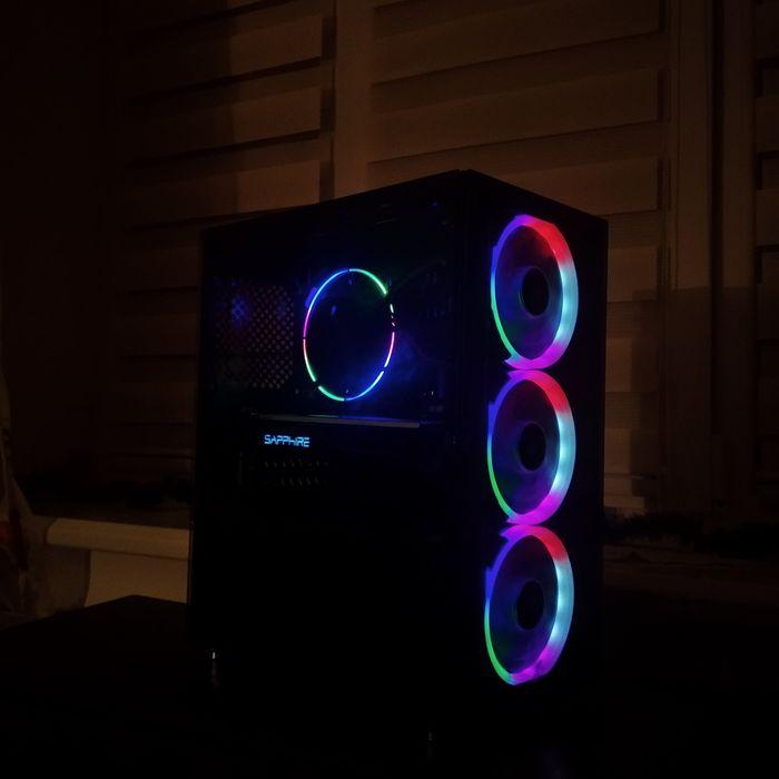 Ігровий ПК | I7 4770 | RX 470 Nitro+ (RGB) | Черновцы - изображение 1