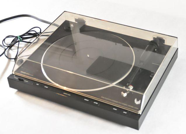 Gramofon Denon DP-23F (nowa wkładka MM Rega)