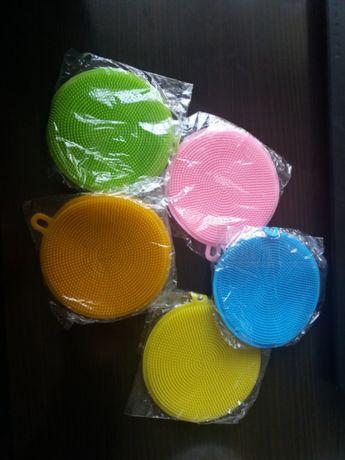 Gąbka silikonowa myjka