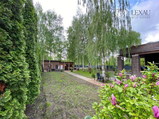 Аренда эко-дома в березовой роще, Святошинский р-н, не доезжая Чайки