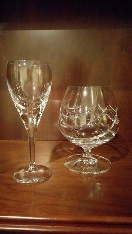 Balão Cristal Whisky / Copo de Cristal licor