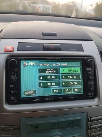 Toyota автомагнитола B9002
