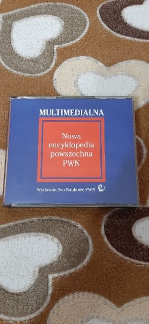 Multimedialna Nowa Encyklopedia Powszechna PWN (Płyty CD) ŁÓDŹ