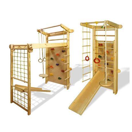 Drabinka gimnastyczna drewniana Czempion 3