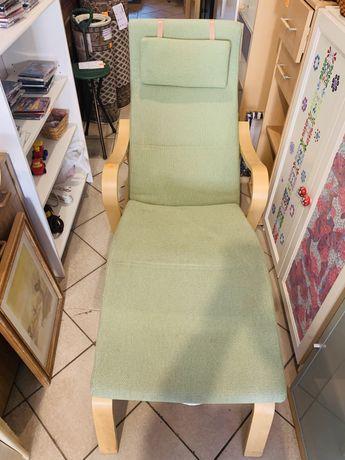 Fotel-szezlong Ikea. Ściągany pokrowiec. Bez uszkodzeń.