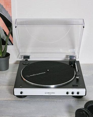 Виниловый проигрыватель Audio-Technica AT-LP60X Bluetooth/USB