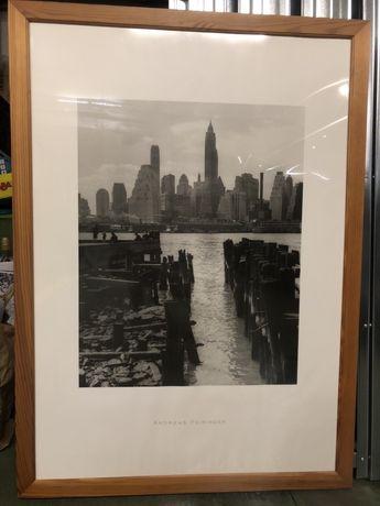 Fotografia Adreasa Feiningera duża rama