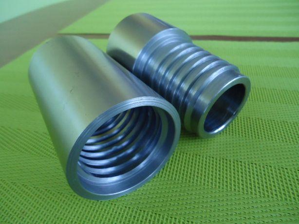łączniki rury fi 60mm przelot 35mm