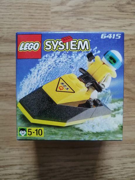 Lego Town 6415 Skuter wodny UNIKAT 1998r