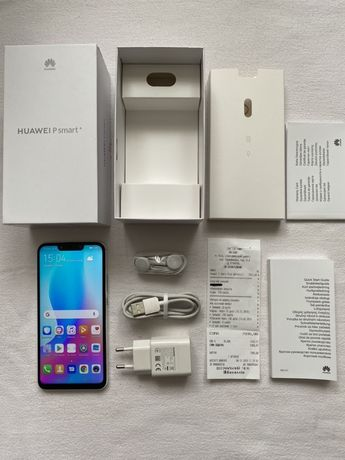 Huawei p smart + 4/64gb