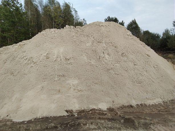 Piasek podsypkowy budowlany do betonu i rużne rodzaje i ziemia torfowa