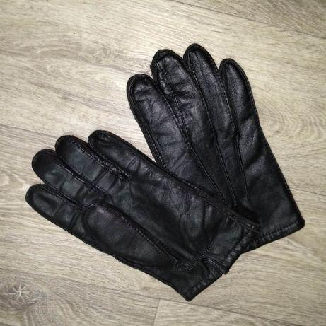 Перчатки кожаные мужские 9,5 размер XL кожа Германия