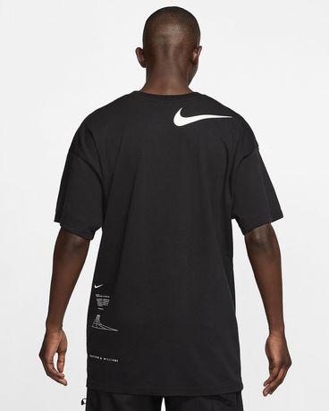 Футболка NIKE MMW найк ck0717-010 (adidas)