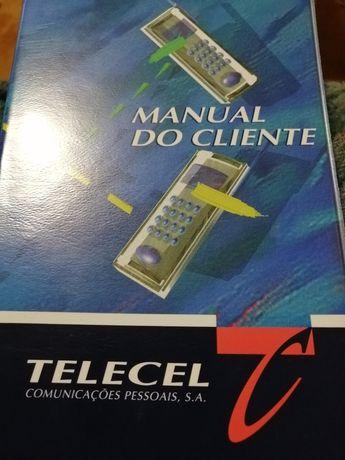 Vendo livro de coleção telecel