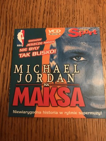 Michael Jordan na maksa film dokumentalny