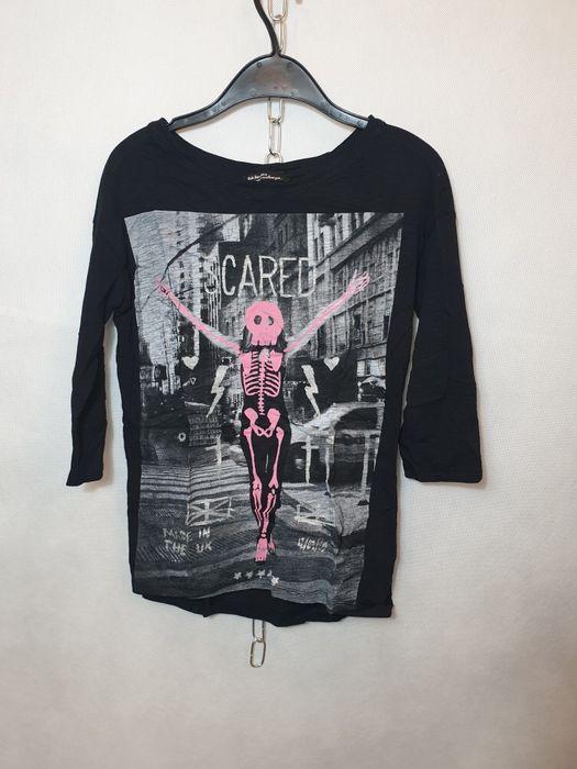 Bluzka t-shirt Bershka r XS Nowy Sielc - image 1