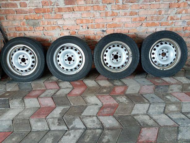 Продам колеса в зборі R16 C