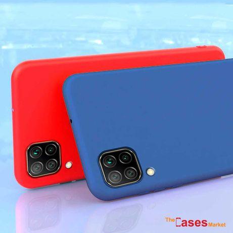 Capas silicone telemóvel Huawei P40 Lite / P40 Pro