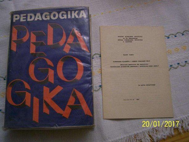 Pedagogika podręcznik Akademicki M.Godlewski S.Krawcewicz T.Wujek