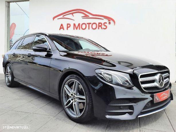 Mercedes-Benz E 220 d AMG