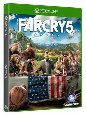 Far Cry 5 Pl Po Polsku Xbox One Nowa