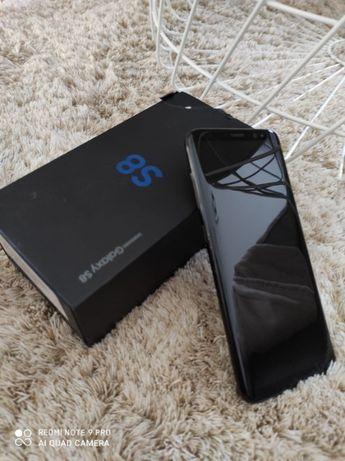 Samsung S8 idealny duży zestaw oryginalny Cover Samsung AKG Okazja !!!