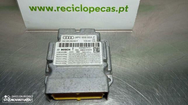 Centralina De Airbags Audi A3 (8P1)