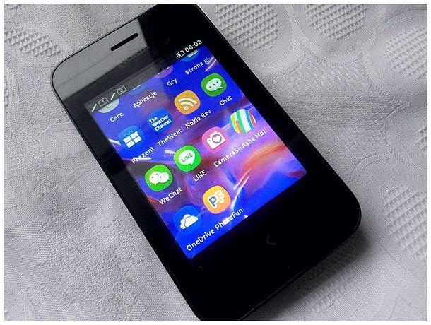 Nokia Asha 230 Dual SIM RadioFM MP3 Messenger WhatsApp Skype Bluetooth