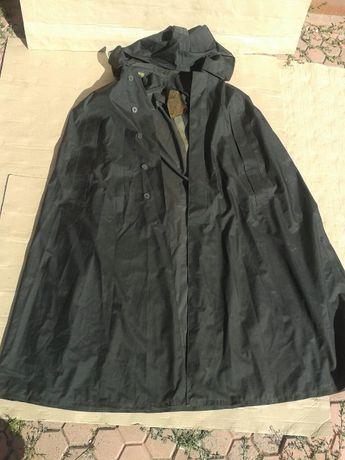 Плащ-накидка офицера ВМФ (черного цвета)