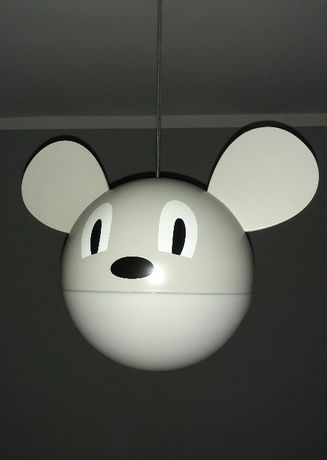 TOPICO Philips lampa sufitowa myszka