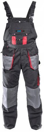 Spodnie robocze Dedra XXL/58 wzrost 194-200 klatka 124-132 pas 104-112