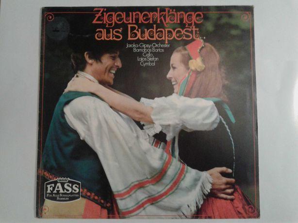 Płyty winylowe, muzyka węgierska / cygańska (zestaw 2)