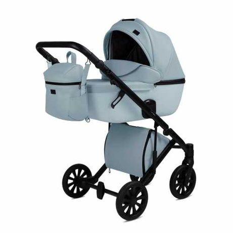 Anex E/Type - wózek wielofunkcyjny, zestaw 2w1 z opcją 3w1 / CRYSTAL