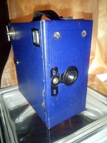 """Câmera """" Blue Ensign E29 / Houghton Butcher """" + Rolo + caixa."""