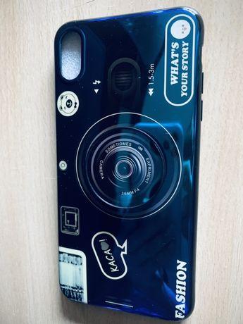 Чехлы на айфон XS MAX - 3 штук