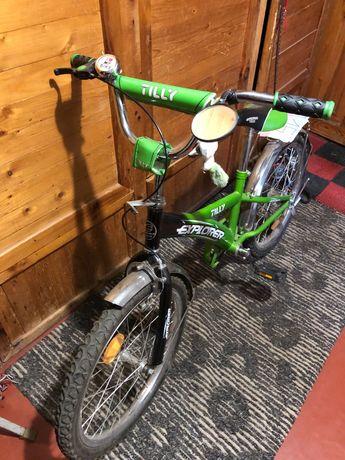 Велосипед фирмы Explorer Tilly