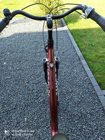 Markowy rower niemieckiej produkcji