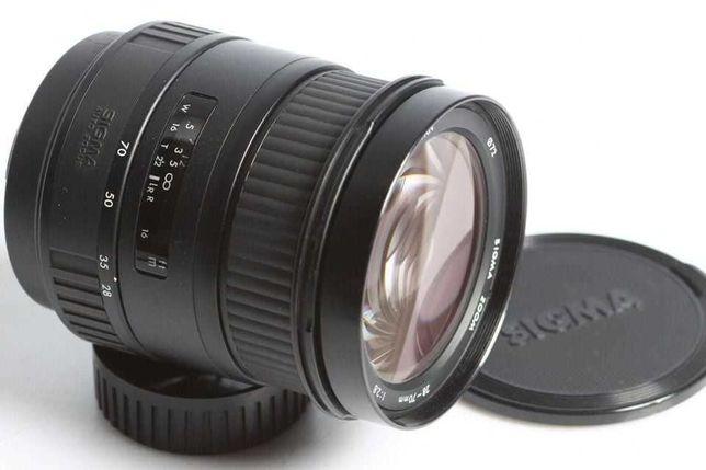 Sigma AF 28-70mm IF f/2.8 (Fx/Dx) usada na Nikon D750-c/nova- Porto