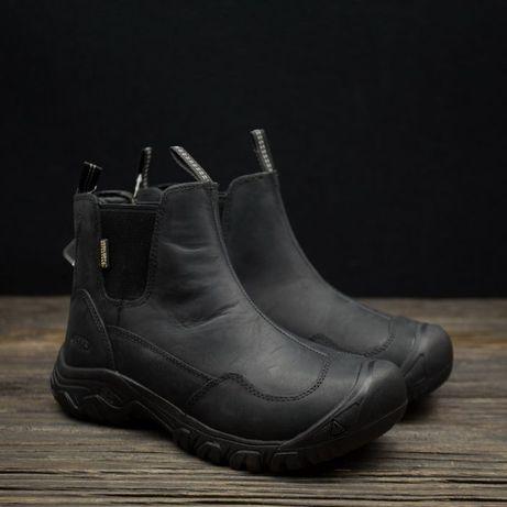 Зимние термо ботинки KEEN ANCHORAGE BOOT III WP Оригинал р-37,5