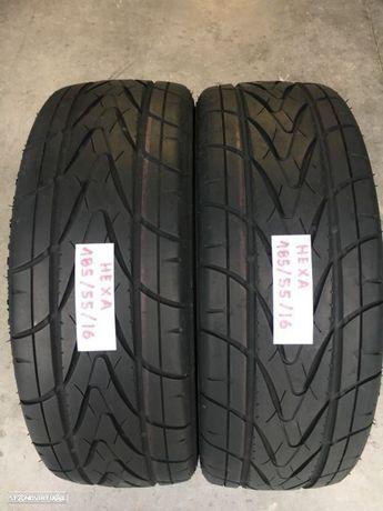 2 pneus semi novos 185/55/16 - Oferta dos portes