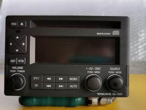 Oryginalne radio do Volvo nawigacja