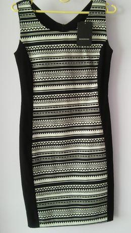 Czarna sukienka - Reserved