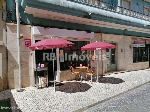 Café c/ Esplanada - Centro Histórico de Tomar