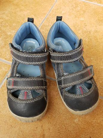 Skórzane sandały Ecco r. 24