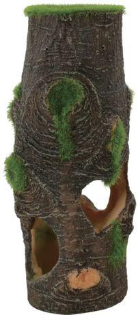 Dekoracja akwarystyczna KIPOUSS pień M- z nasionami żywych roślin