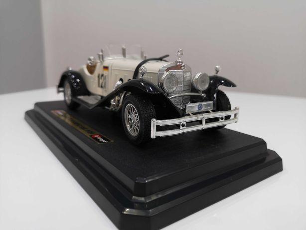 Bburago Mercedes-Benz SSK (1928)