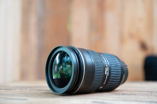 Obiektyw Nikon Nikkor AF-S 24-70mm f/2.8G ED Nikon F